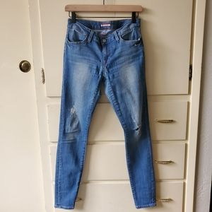Tommy Hilfiger Skinny Jeans with Rips